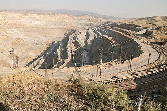 Almalyk mining and metallurgical plant (AGMK) announced a tender
